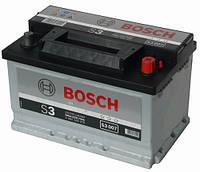 Аккумулятор Bosch S3 70AH/640A (S3007)
