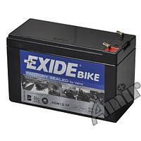 Аккумулятор Exide 12V 7AH/85A (AGM12-7F)