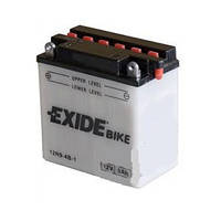 Аккумулятор Exide 12V 9AH/90A (12N9-4B-1)