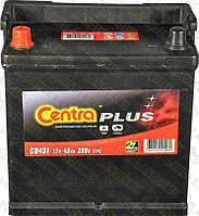 Аккумулятор Centra Plus 45AH/330A (CB451)