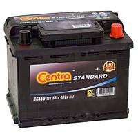 Аккумулятор Centra Standart 55AH/460A (CC550)