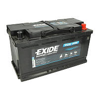Аккумулятор Exide Marin 92AH/800WH/850A (EP800) DUAL AGM
