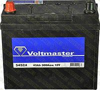 Аккумулятор Voltmaster 45AH/300A (54524)