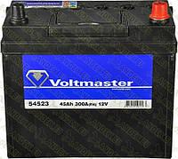 Аккумулятор Voltmaster 45AH/300A (54523)