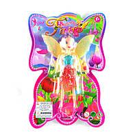 "Куколка-фея ""Butterfly Fairy"" с крылышками высотой 16 см."