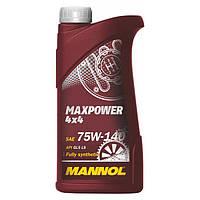 Трансмиссионное масло MANNOL Maxpower 4x4 75W-140 60л