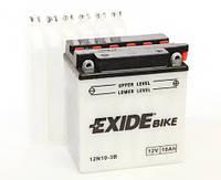 Аккумулятор Exide 12V 10AH/110A (12N10-3B)