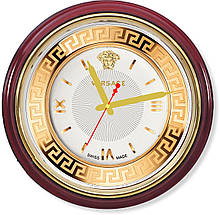 Настенные часы Белый  Версаче