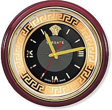 Настенные часы Чёрный  Версаче