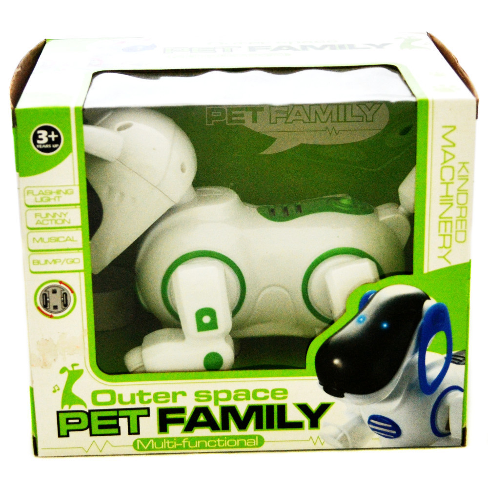 """Собака-робот из серии """"Outer Space Pet Family"""""""