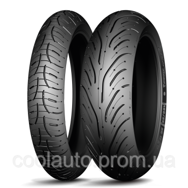 MICHELIN 120/70 ZR17 PILOT ROAD 4 F 58W, фото 2