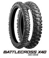 Bridgestone Battlecross X40 100/90 -19 57M R NHS TT