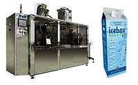 Машина для розлива воды в картонные пакеты Пюр-Пак Pure-Pak