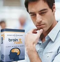 BrainRush (БрайнРаш) средство для улучшения мозговой активности