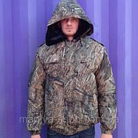 Куртка меховая, не промокаемая, охота/рыбалка.