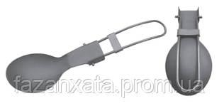 Ложка титановая со складной ручкой Tramp TRC-065