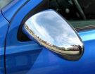 Хром накладки на зеркала Nissan Qashqai