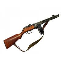Макет массо-габаритный пистолет-пулемёт Шпагина образца 1941года (ММГ ППШ)