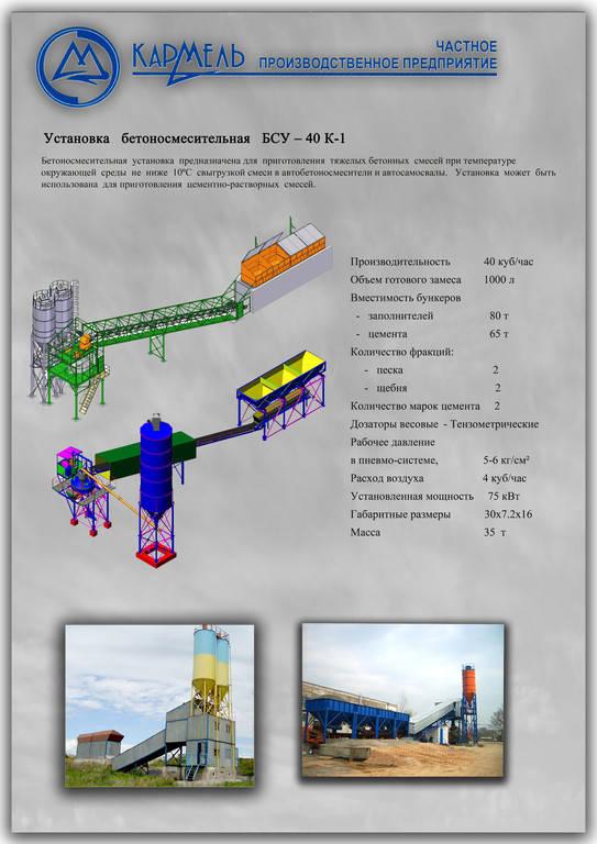 БСУ-40К г.Хмельницький