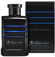 Мужская туалетная вода Baldessarini Secret Mission (Балдесарини Секрет Миссион) - древесный, пряный аромат AAT