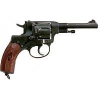 Макет масогабаритный револьвера системы Нагана образца 1895г.