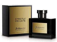 Мужские  духи Baldessarini Strictly Private (мужские духи балдессарини , купить по лучшей цене)