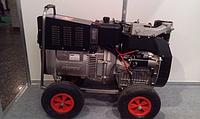 Сварочный генератор, дизельгенератор ERA-300