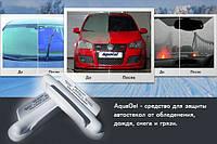Аквагель – эффективная защита автостекол