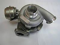 Турбокомпрессор GT1849 717625-5001S Opel Astra G 2.2 DTI, фото 1
