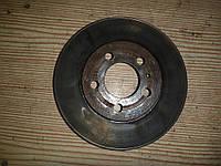 Тормозной диск перед. Skoda Fabia 2 07-10 (Шкода Фабия), 6Q0615301