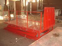 Подъемная гидравлическая платформа, ножничный подъемник, стол подъемный
