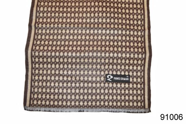 Мужской кашемировый шарф 3