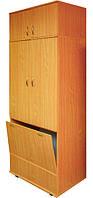 Шкаф для таблиц   802х519х2186 мм  (496мм внутр)
