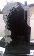 Памятник виноград, с виноградной лозой