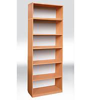 Шкаф книжный открытый 802х403х2186 мм  (380мм внутр)