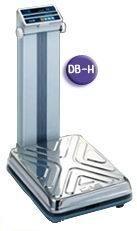 Весы платформенные CAS DB-H