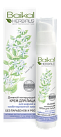 Крем для лица Baikal Herbals Дневной матирующий для жирной и комбинированной кожи, 50 мл