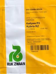 Cемена огурца Кибрия F1 1000 сем. Rijk Zwaan (Рийк Цваан)