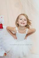 Платье снежинка прокат Киев 120грн