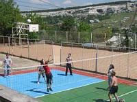 Напольное спортивное покрытие для баскетбола, фото 1