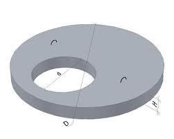 Крышка на кольцо 1000мм