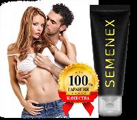 """Крем для повышения потенции и увеличения количества спермы """"SEMENAX"""" (Семенакс)"""