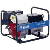 Бензиновый генератор SDMO HX 5000 T-C (-S)