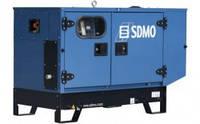 Дизельный генератор SDMO T 12HK-IV в кожухе