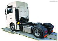 Тормозной стенд Hofmann safelane truck  N SC PC 1 13 t