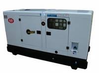 Дизельный генератор DG АД 100-Т400-2 в кожухе