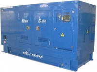 Дизельный генератор ТСС АД-100С-Т400-1РКМ11 в кожухе