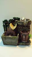 Фонтан комнатный «Весенняя лужайка» Габариты: 22х23х13 см