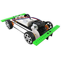 DIY KIT Набор конструктор развитие для детей машинка с моторчиков