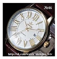 Механічний годинник SEWOR №46 з автопідзаводом мужские механические часы с автоподзаводом